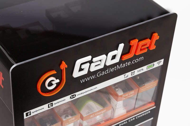Gadjet Display Unit
